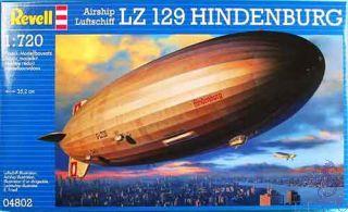 Airship LZ 129 Hindenburg 1/720 [Revell]