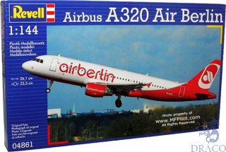 Airbus A320 AirBerlin 1/144 [Revell]