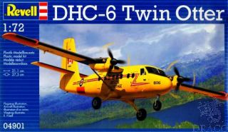 DHC-6 Twin Otter 1/72 [Revell]