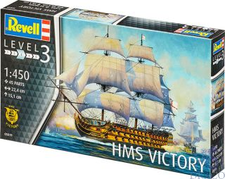 HMS Victory 1/450 [Revell]