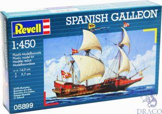 Spanish Galleon 1/450 [Revell]