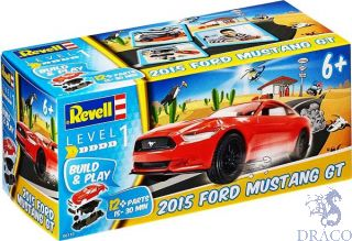 Ford Mustang GT 2015 EasyKit Build and Play  [Revell]
