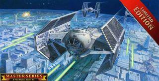 Darth Vader's Tie Fighter Master Series - Limited Edition 1/72 [Revell]