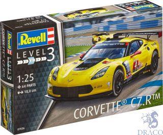 Corvette C7.R 1/25 [Revell]