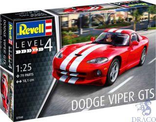 Dodge Viper GTS 1/25 [Revell]