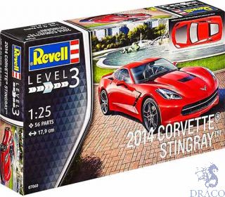2014 Corvette Stingray C7 1/25 [Revell]