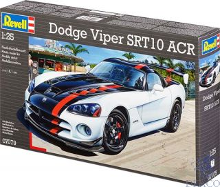 Dodge Viper SRT10 ACR 1/25 [Revell]