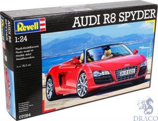 AUDI R8 Spyder 1/24 [Revell]