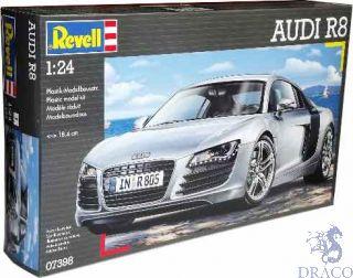 Audi R8 1/24 [Revell]