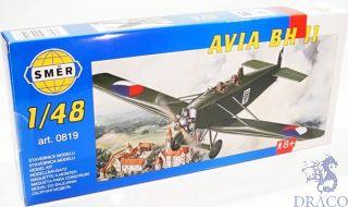 Avia BH 11 1/48 [Smer]
