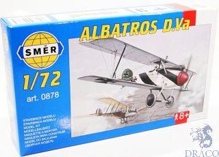 Albatros D.V 1/72 [Smer]