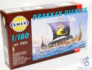 Drakkar Oseberg  1/180 [Smer]