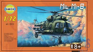 Mill Mi-8 1/72 [Smer]