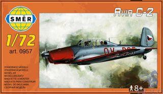 Avia C-2 1/72 [Smer]