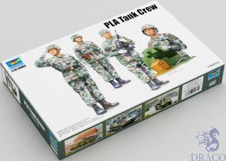 PLA Tank Crew 1/35 [Trumpeter]