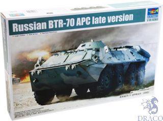 Russian BTR-70 APC Late Version 1/35 [Trumpeter]