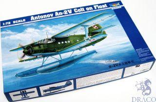 Antonov An-2V Colt on Float 1/72 [Trumpeter]