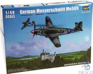 Messerschmitt Me 509 1/48 [Trumpeter]