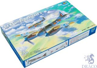 De Havilland Hornet F.3 1/48 [Trumpeter]