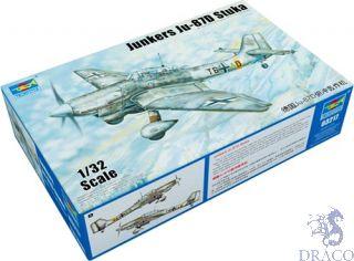 Junkers Ju-87D Stuka 1/32 [Trumpeter]