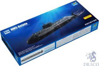 HMS Astute 1/350 [Trumpeter]