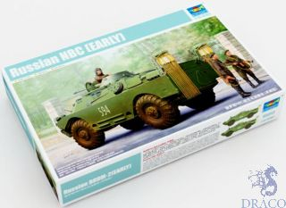 Russian NBC (Early) 1/35 [Trumpeter]