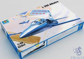 L-39C Albatros 1/48 [Trumpeter]