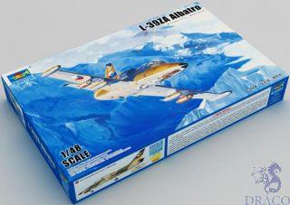 L-39ZA Albatros 1/48 [Trumpeter]