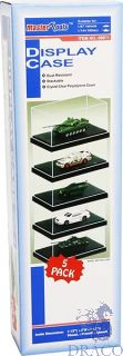 Display Case 90x51x35mm, 5pack [Trumpeter]