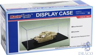 Display Case 210x100x80mm [Trumpeter]