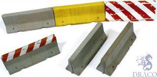 Vallejo Diorama Accessories 214: Concrete Barriers (4 pcs.) 1/35