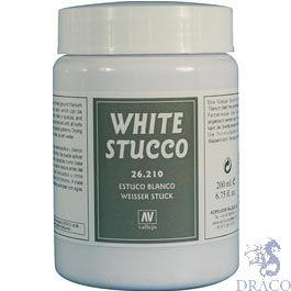 Vallejo Diorama Effects 210: White Stucco 200 ml.