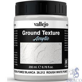 Vallejo Diorama Effects 212: Fine White Stone Pumice 200 ml.