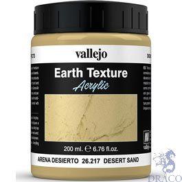 Vallejo Diorama Effects 217: Desert Sand 200 ml.