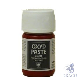 Vallejo Diorama Effects 236: Red Oxid Paste 30 ml.