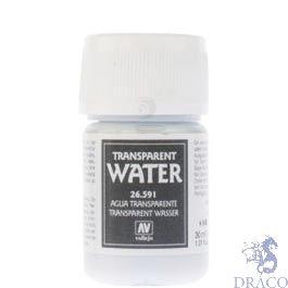 Vallejo Diorama Effects 591: Transparent Water 30 ml.