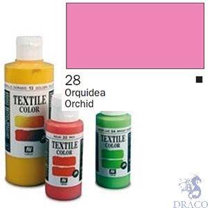 Vallejo Textile Color 028: Orchid 60 ml.