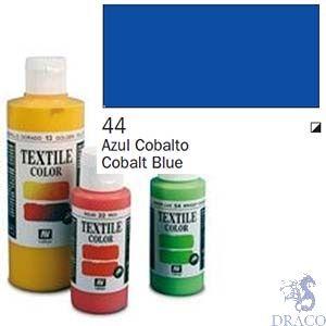 Vallejo Textile Color 044: Royal Blue 60 ml.
