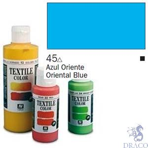 Vallejo Textile Color 045: Sky Blue 60 ml.