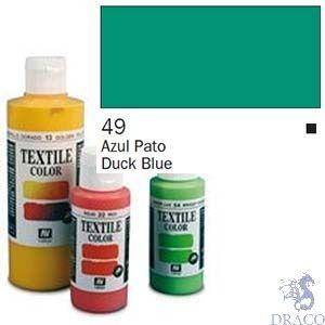 Vallejo Textile Color 049: Turquoise 60 ml.