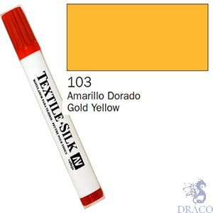 Vallejo Textile Marker: Gold Yellow