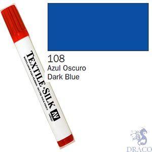 Vallejo Textile Marker: Dark Blue