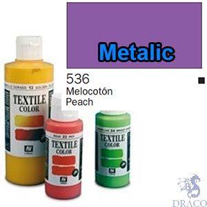 Vallejo Textile Color 536: Metalic Violet 60 ml.