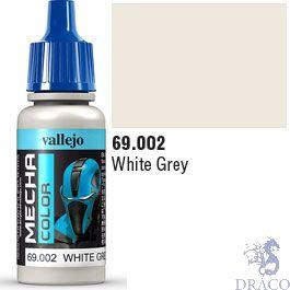 Vallejo Mecha Color 002: White Grey 17 ml.