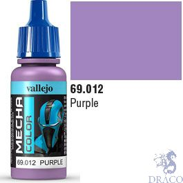 Vallejo Mecha Color 012: Purple 17 ml.