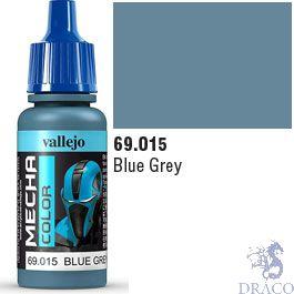 Vallejo Mecha Color 015: Blue Grey 17 ml.