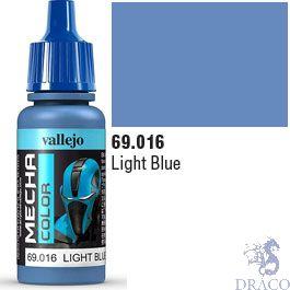Vallejo Mecha Color 016: Light Blue 17 ml.