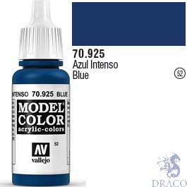 Vallejo 052: Modelcolor 925: Blue 17 ml.