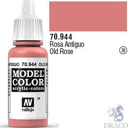 Vallejo 039: Modelcolor 944: Old Rose 17 ml.