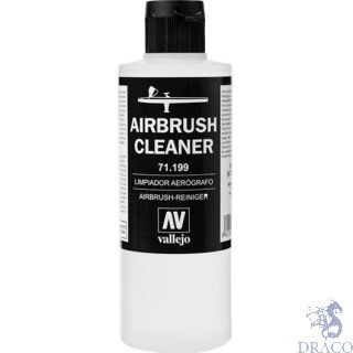 Vallejo Airbrush Cleaner 200 ml.